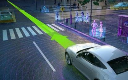 自動駕駛汽車激光雷達系統的特點