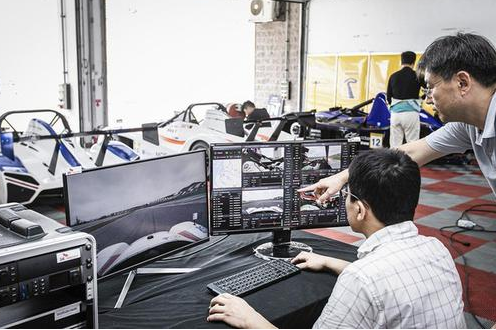 三星與SK電信成功使用5G毫米波在賽車內部進行了直播測試
