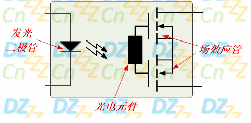 光耦继电器工作原理参数详解