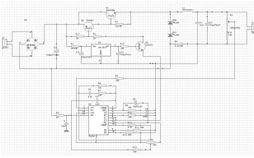 手動張力控制器的穩流電源詳細資料說明