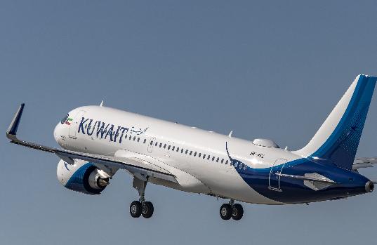 科威特航空接收的首架A320neo飛機將成為該公司單通道機隊的主要機型