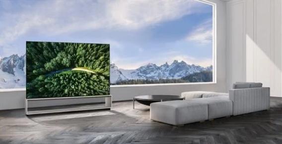 LG宣布开始出货世界首款8K OLED电视和8K NanoCell液晶电视