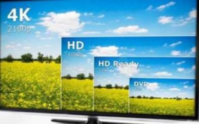 高清晰度电视信息传输的模拟式和数字式