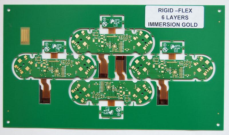 刚性柔性PCB存在什么优势