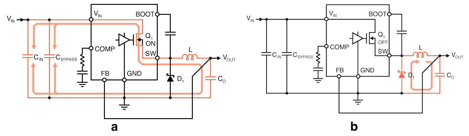 DC-DC降压转换器PCB布局有什么技巧