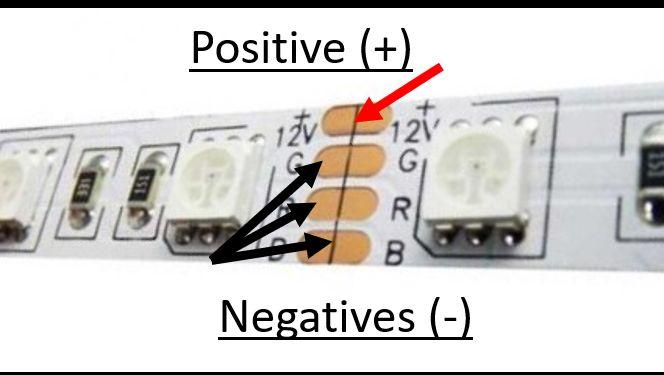 如何在打印机顶部添加一个LED灯条