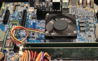 AMD銳龍R1000嵌入式DFI帶來超迷你系統