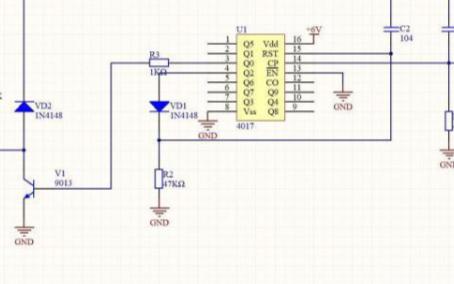 模拟数字电?#20998;?#25353;键控制开关电路