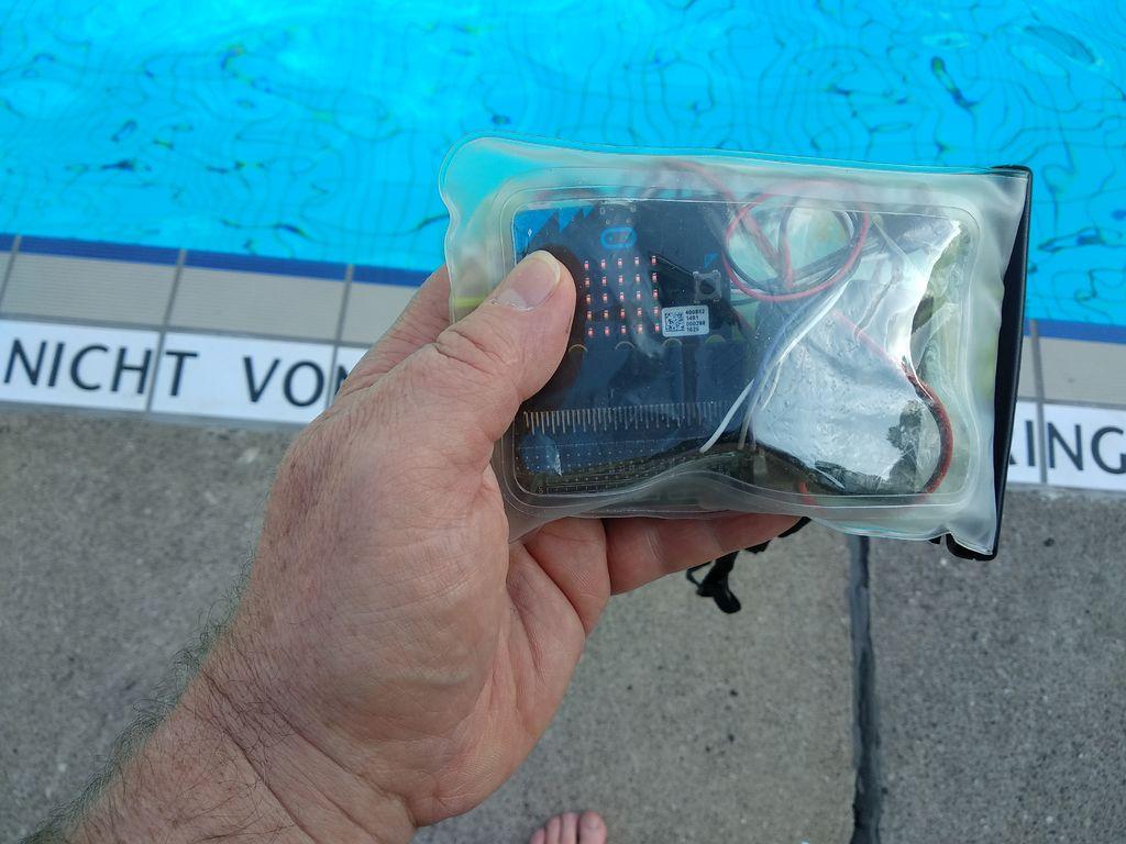 泳池深度計DIY圖解
