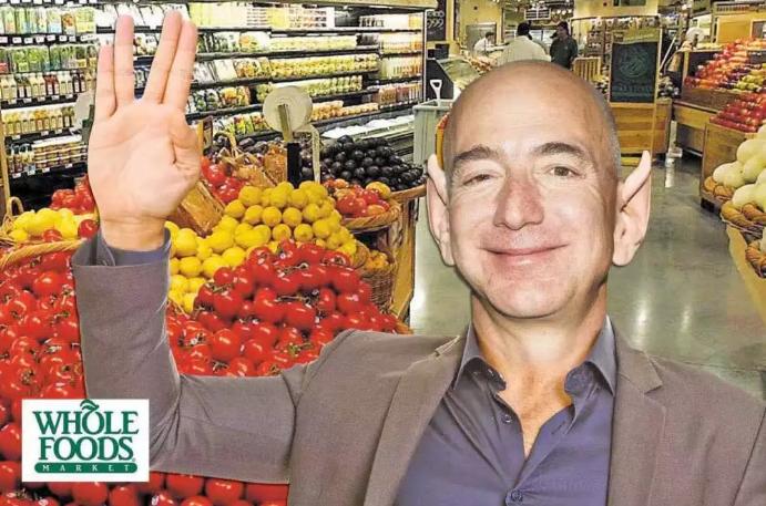 亚马逊测试一种新的支付方式,举手就可完成支付!