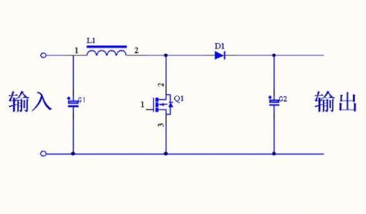 boost升压电路的定义及工作原理介绍