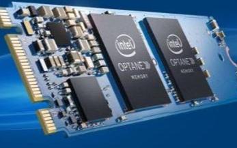 使用因特尔Optane存储器来加速计算机硬盘驱动...