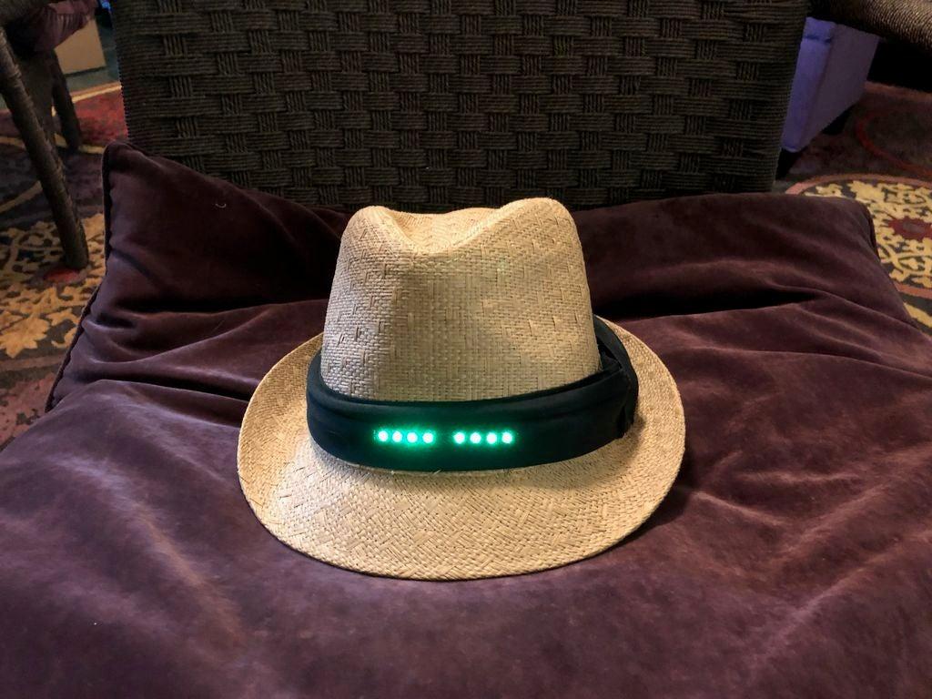 LED帽子的制作教程