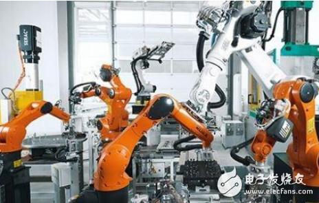 工业机器人市场在我国的发展现状