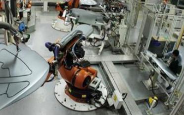 未来的工业机器人将会趋向智能化