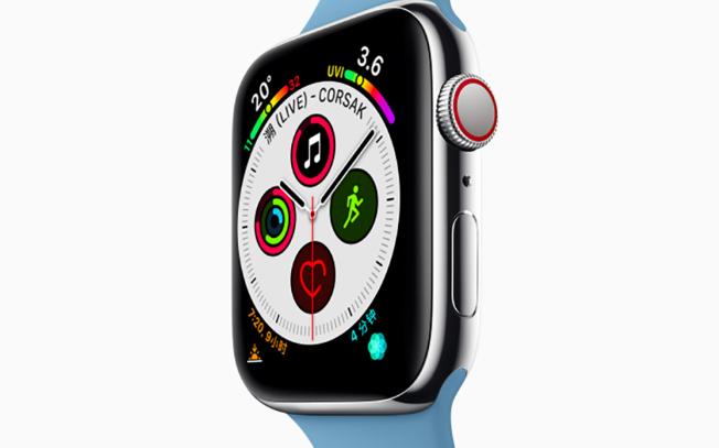 苹果公司公布Apple Watch 2代/3代屏...