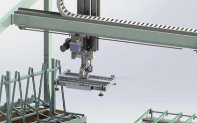 工业自动化控制中的机械传动与精确定位