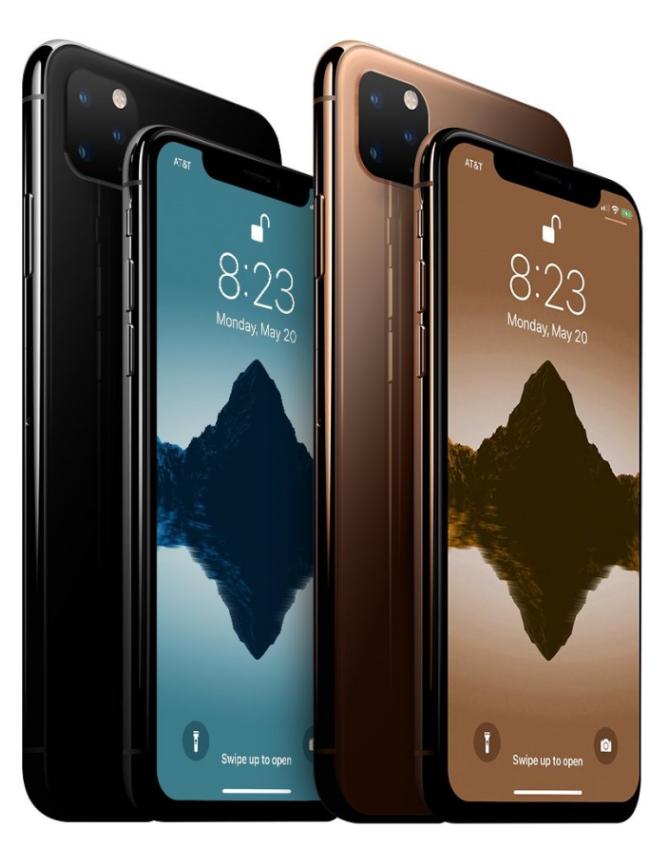 苹果iPhone11系列新机基本上没啥秘密可言了