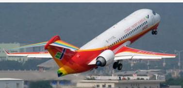 南方航空與中國商飛簽訂了購買35架ARJ21-700飛機的協議