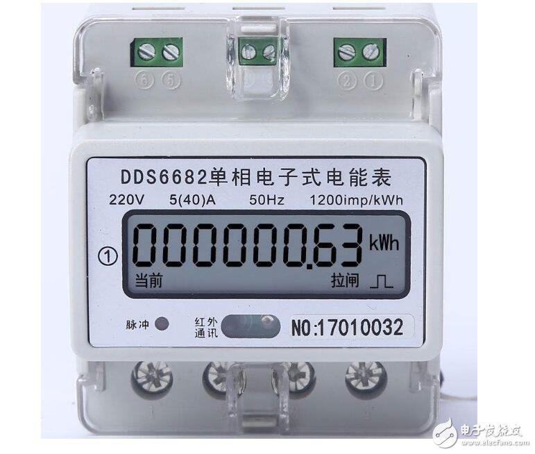 电能表常见的窃电方法