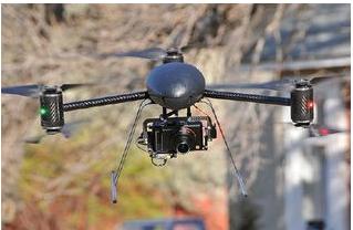 无人机是怎样管理城市的