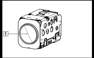 FCB-EV7500彩色攝像頭模塊的技術手冊免費下載