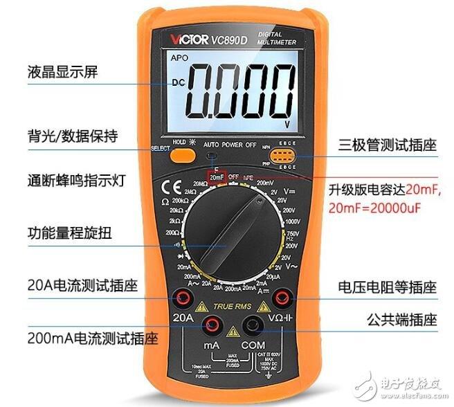 万用表测量电路通断的方法步骤
