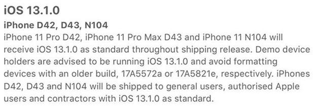 苹果将在今年秋季发布三款新iPhone并都将搭载...
