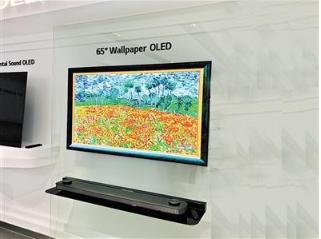 """大尺寸OLED成为行业竞争的""""高地"""",OLED产..."""