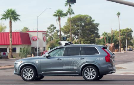 寻求更宽松的自动驾驶汽车安全政策