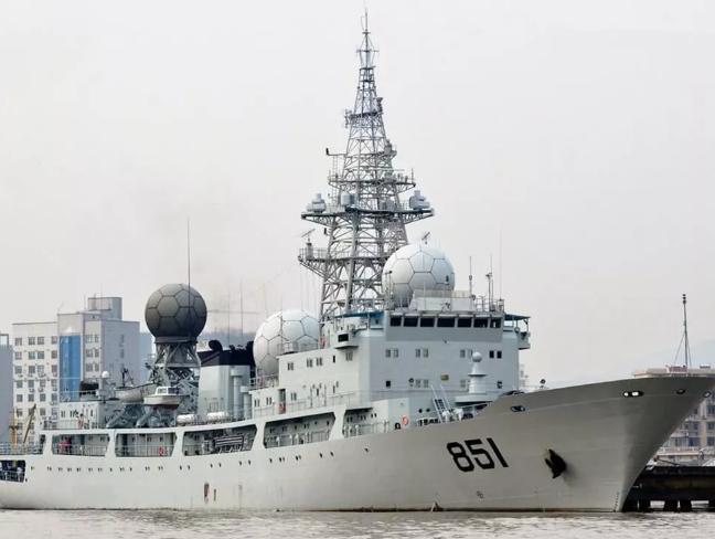 印度炒作我国的电子侦察船,难道转性了?