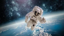 俄機器人宇航員把3D打印的骨組織和蛋白晶體樣本帶回地球
