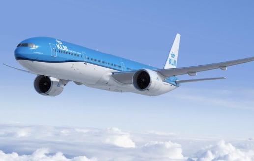 波音公司與荷蘭皇家航空簽署了購買2架777-300ER飛機的協議