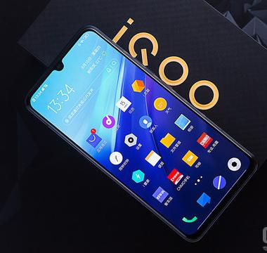iQOO Pro搭载了全新的双Wi-Fi加速和分...