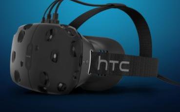 HTC Vive将虚拟现实变为现实