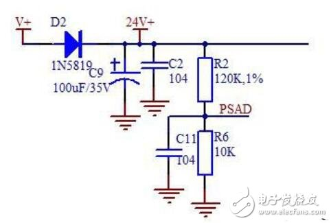 电阻电容并联在电路中的作用
