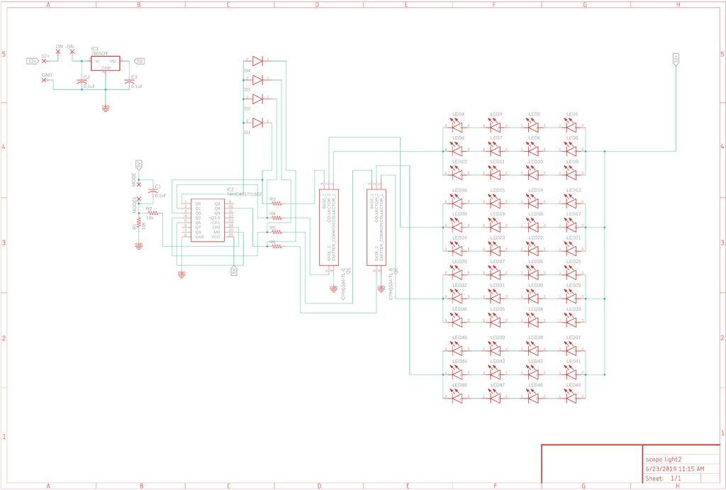 显微镜LED环形灯的制作