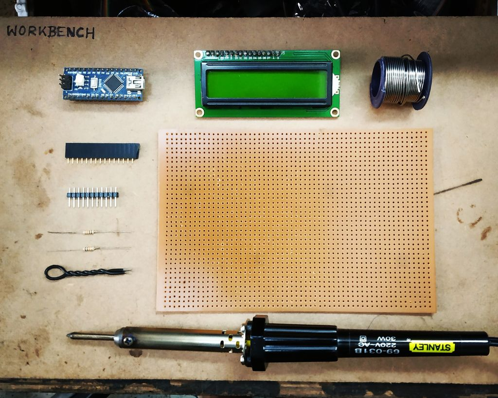 arduino驱动计时器DIY图解