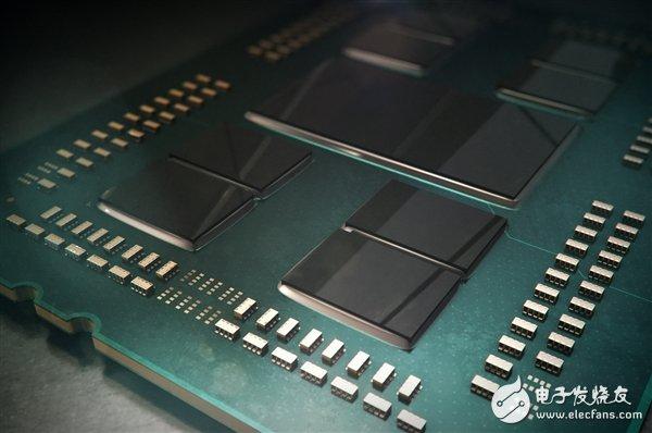 AMD三代EPYC霄龙处理器内部将集成最多15个Die 比现在多出6个
