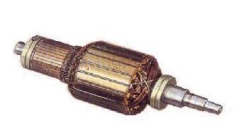 如何测定电机电枢绕组的损坏