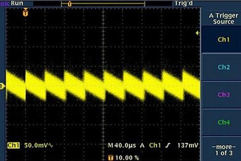 电源中纹波和谐振产生的原因及危害分析