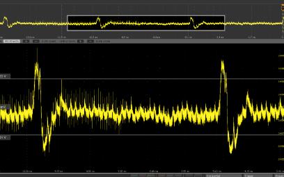 Spectrum View 在太阳2娱乐网络�τ谇�秋子调试 及PLL故障�w诊断场景的应用