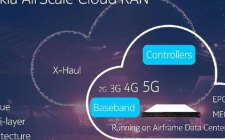 諾基亞將在中國測試5G無線數據通話