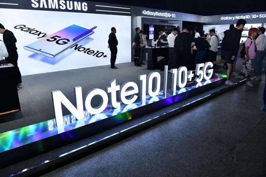 三星手机将强势回归中国,Note10系列上市13天预定不足万部