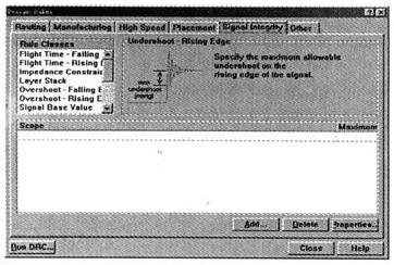 如何利用Protel 99软件对PCB进行信号完整性分析