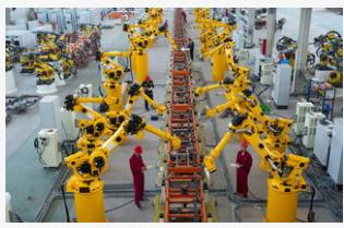 佳能宣布与Universal Robot合作将全面进入机器人行业