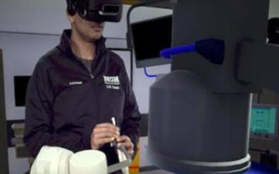 VR技术可以降低医生手术的辐射风险