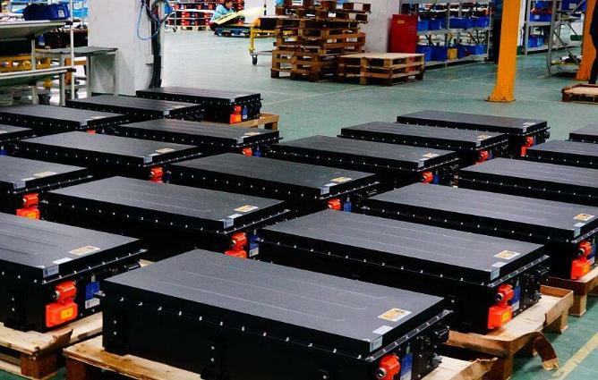 德国一公司实现电池96%的材料可回收利用