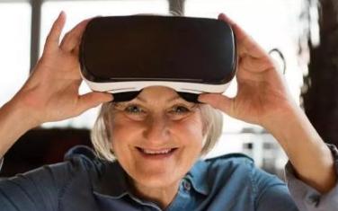 老年人可以成为VR的受众人群吗