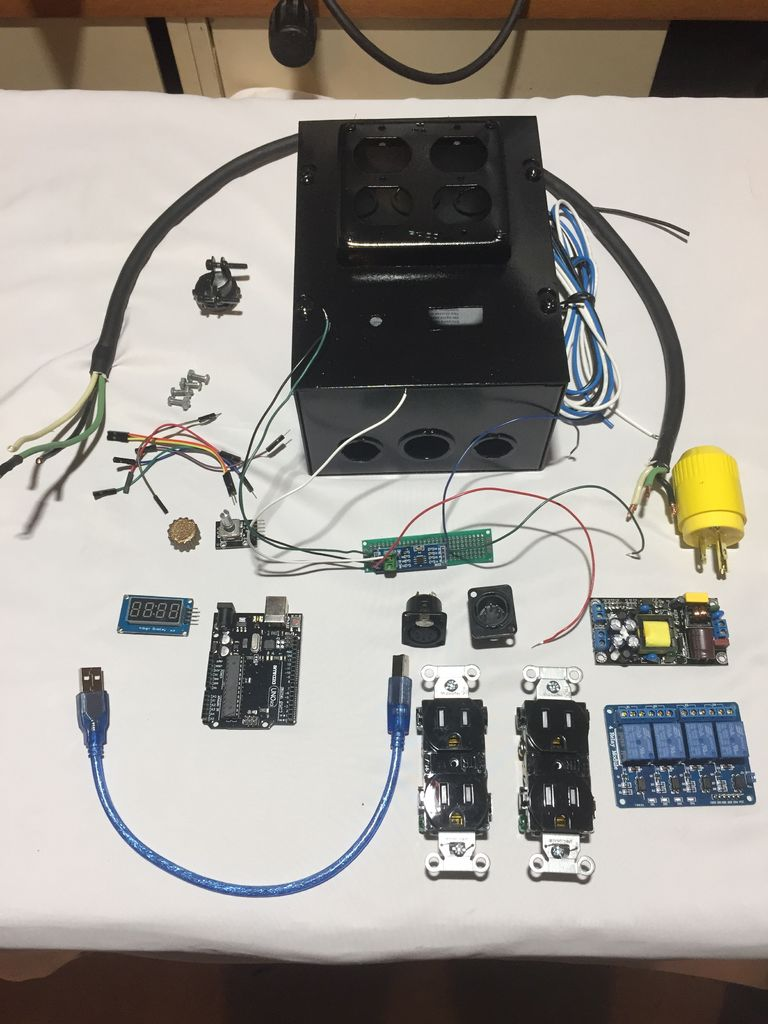 DMX效果控制器的制作教程